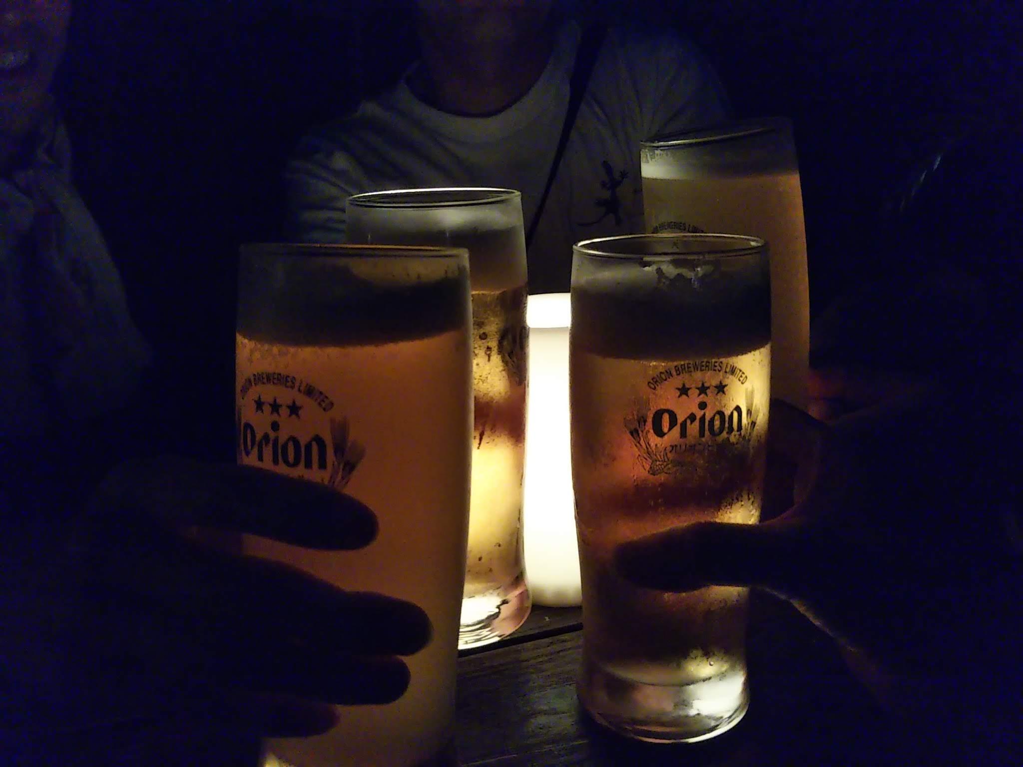 竹富島乾杯ビール